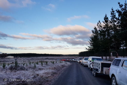 Great Northern Classic II convoy