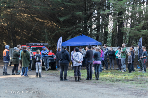 Sled Dog Derby musher meeting
