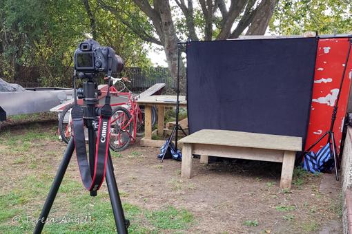 camera portrait setup